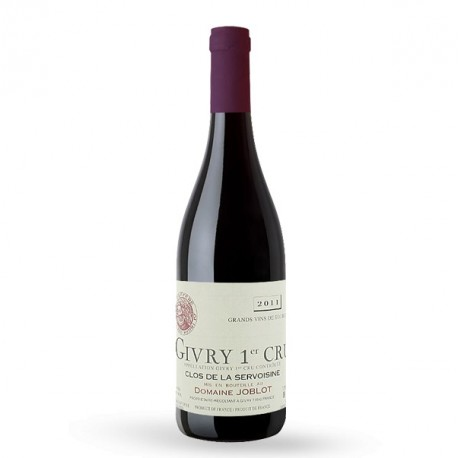 Domaine Joblot Givry Premier Cru Clos de la Servoisine 2013