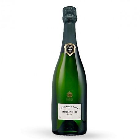 Champagne Bollinger La Grande Année Brut 2004