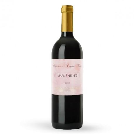 """Domaine Peyre Rose Côteaux du Languedoc """"Marlène N°3"""" 2003"""