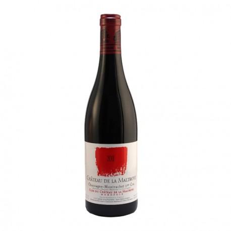 """Chassagne Montrachet Premier Cru Rouge """"Clos du Château de la Maltroye"""" Monopole 2011"""