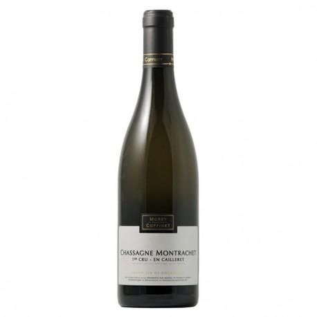 """Morey-Coffinet Chassagne-Montrachet Premier Cru """"En Cailleret"""" 2013"""
