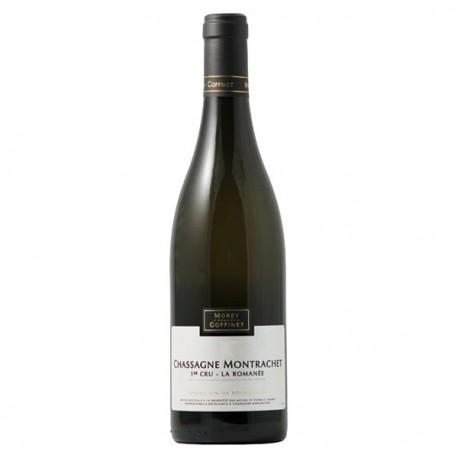 """Morey-Coffinet Chassagne-Montrachet """"la Romanée"""" Premier Cru 2013"""