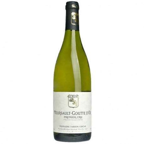 """Domaine Fabien Coche Meursault Premier Cru """" Les Gouttes d'Or"""" 2012"""