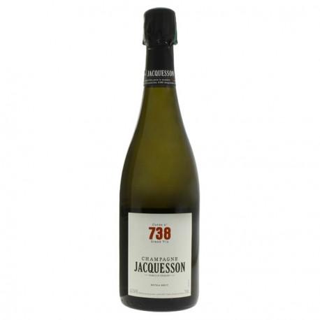 Champagne Jacquesson Cuvée n° 738