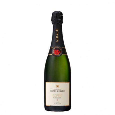 "Champagne Henri Giraud ""Esprit de Giraud"" Blanc de Blancs"