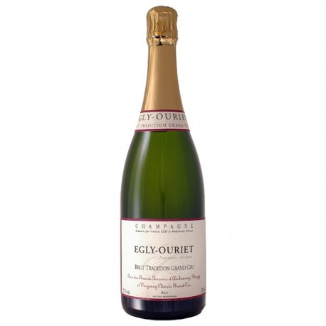Champagne Egly-Ouriet Grand Cru Brut Tradition