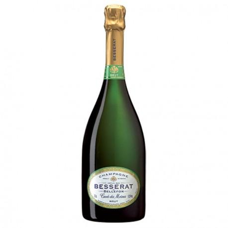 Champagne Besserat de Bellefon Cuvée des Moines Brut