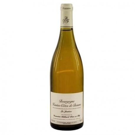 """Billard Père et Fils Bourgogne Hautes-Côtes de Beaune """"La Justice"""" 2014"""