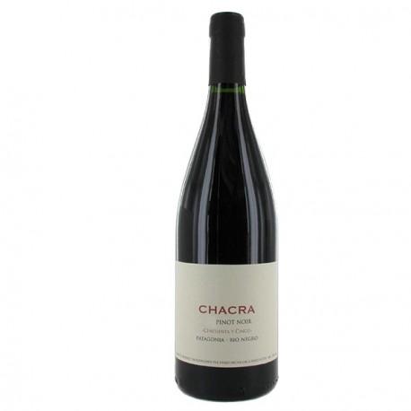 """Bodega Chacra """"Cincuenta y Cinco"""" 2006"""
