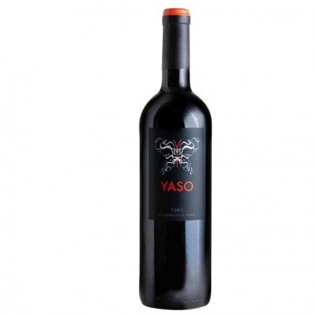 Compañia de Viñedos Iberian Yaso 2012