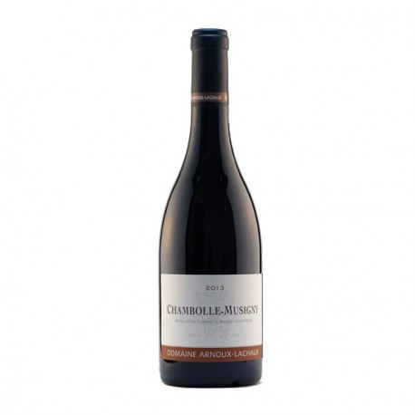 Domaine Arnoux-Lachaux Chambolle-Musigny 2013