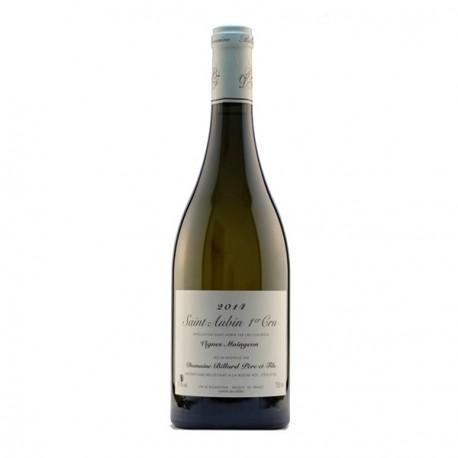 Domaine Billard Père et Fils Saint-Aubin Premier Cru Vignes Moingeon 2014