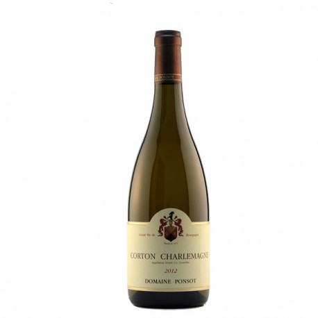 Domaine Ponsot Corton-Charlemagne Grand Cru 2012