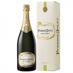 Champagne Perrier-Jouët Grand Brut Gift Box