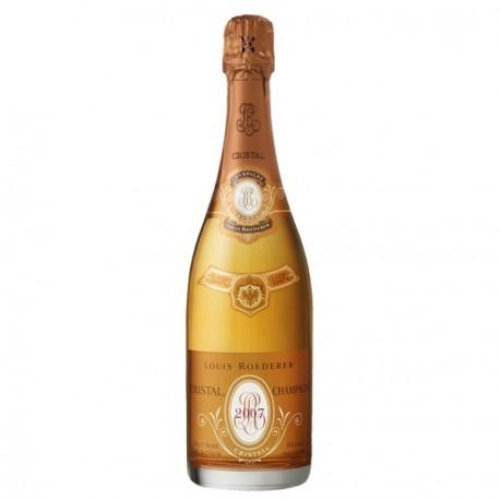 Champagne Louis Roederer Cristal Roederer Rosé 2007
