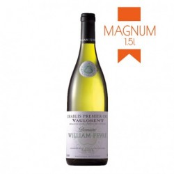 Domaine William Fèvre Chablis Vaulorent Premier Cru 2013 Magnum