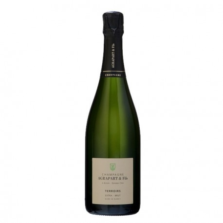 "Champagne Agrapart & fils Extra Brut Blanc de Blancs Grand Cru ""Terroirs"""