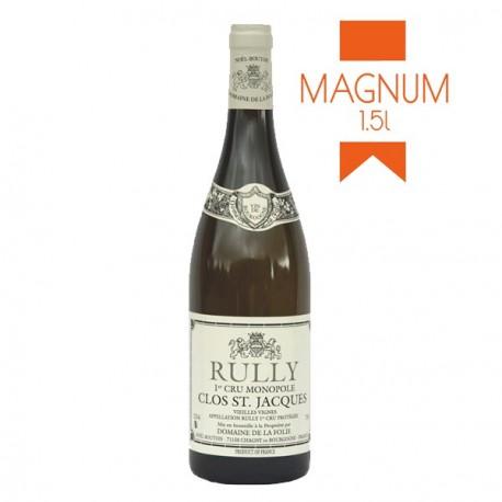 """Domaine de la Folie Rully Premier Cru """"Clos Saint Jacques"""" 2014 MAGNUM"""