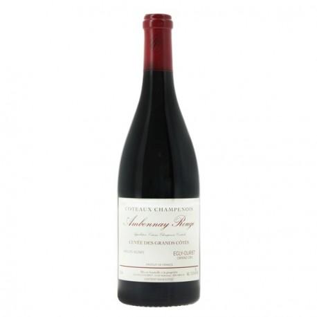 "Egly Ouriet Côteaux Champenois ""Ambonnay"" rouge 2012"