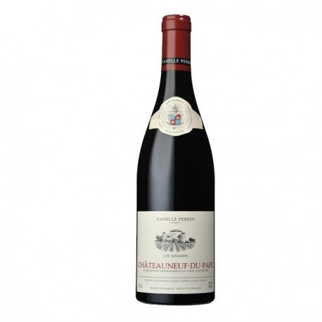 """Famille Perrin Châteauneuf-du-Pape """"Les Sinards"""" 2013"""