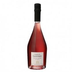 """Champagne Geoffroy """"Rosé de Saignée"""" Brut Premier Cru"""