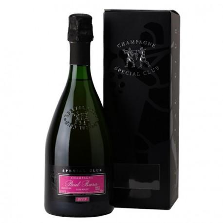 "Champagne Paul Bara Rosé ""Spécial Club"" 2009"