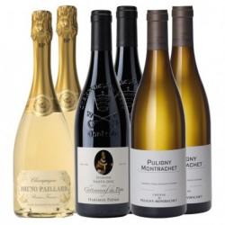 """Coffret """"Prestige"""" 6 bouteilles"""
