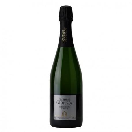 """Champagne Geoffroy """"Expression"""" Brut Premier Cru"""