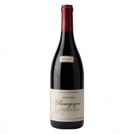 """Domaine Jacques Cacheux et Fils Bourgogne """"Les Champs d'Argent"""" 2014"""
