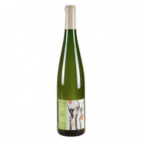 """Domaine Ostertag Pinot Blanc """"Barriques"""" 2015"""