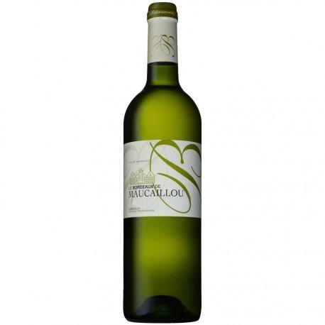 Le Bordeaux de Maucaillou Blanc 2016
