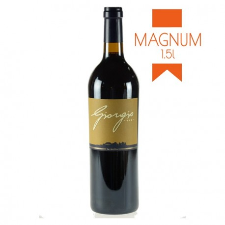 """La Massa """"Giorgio Primo"""" 2012 Magnum"""