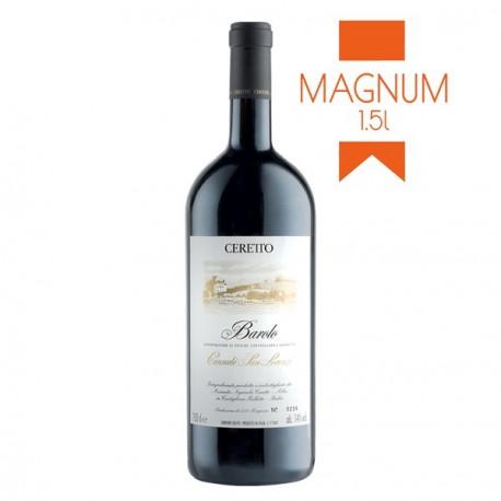 "Ceretto Barolo ""Cannubi San Lorenzo"" 2006 Magnum"