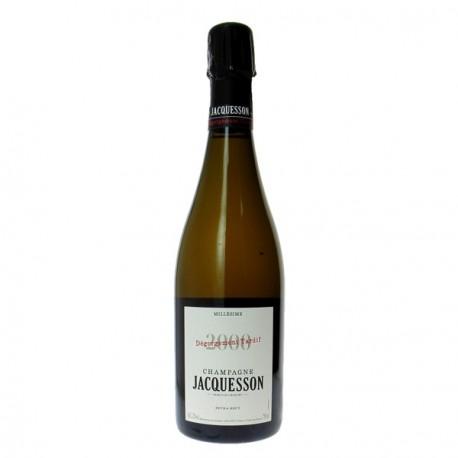 """Champagne Jacquesson """"Avize 2000"""" Dégorgement Tardif"""