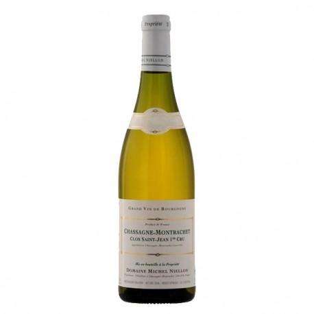 """Domaine Michel Niellon Chassagne-Montrachet 1er Cru """"Clos Saint Jean"""" 2014"""