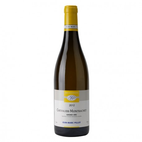 Jean-Marc Pillot Chevalier-Montrachet Grand Cru 2012