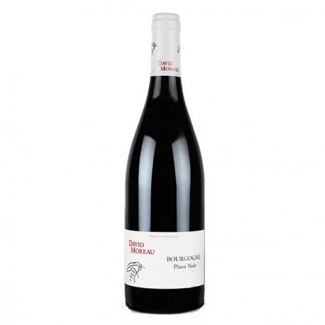 Domaine David Moreau Bourgogne Pinot Noir 2014