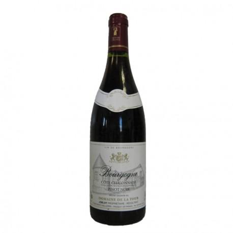 Domaine De La Tour Bourgogne Pinot Noir 1999