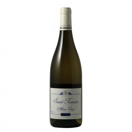 """Domaine Alain Gras """"Saint-Romain"""" Blanc 2015"""