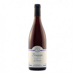 """René Bourgeon """"Les Pourrières"""" Bourgogne Pinot Noir 2014"""