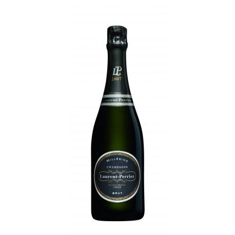 Champagne Laurent Perrier - Millésimé 2007