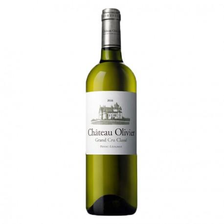 Château Olivier blanc 2016 PRIMEURS