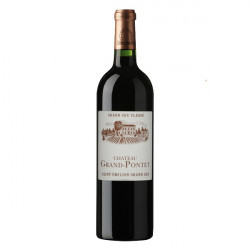 Château Grand Pontet 2016 PRIMEURS