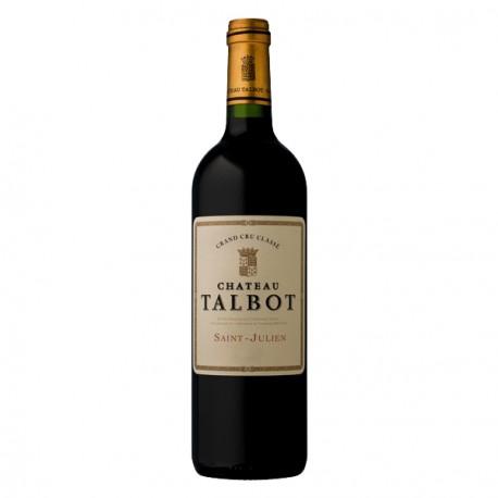 Château Talbot 2017 PRIMEURS