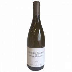 """Château de Puligny Bourgogne Chardonnay """"Clos du Château"""" 2015"""