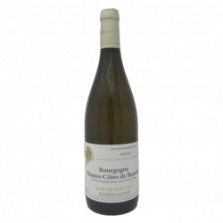 Domaine Gilles Jayer Bourgogne Hautes Côtes de Beaune 2015