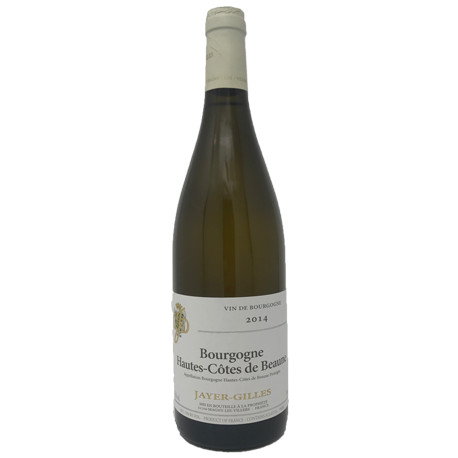 Domaine Gilles Jayer - Bourgogne Hautes Côtes de Beaune - 2014