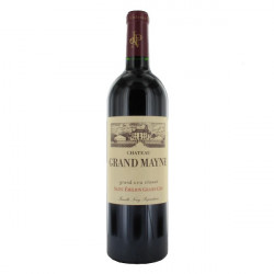 Château Grand Mayne 2018 PRIMEURS