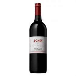 Echo de Lynch-Bages 2018 PRIMEURS