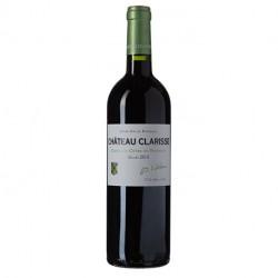 """Château Clarisse """"Castillon Côtes de Bordeaux"""" 2014"""